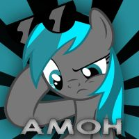 My pony - AMOH by Amoagtasaloquendo