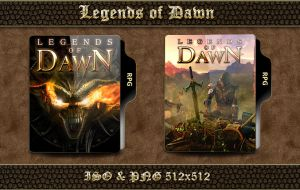 Legends of Dawn by lewamora4ok