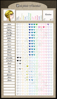 OF: Thumbelina's Heartchart by Mifmemo