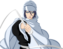 Rukia Commission 2 Coloring by Planeptune