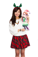 EunJi (APink) render (PNG) by chenykylor