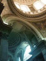 Le Pantheon, Paris 1 by rqp
