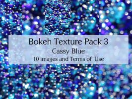 Bokeh Texture Pack 3 by Cassy-Blue