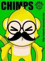 Chimps by babonic