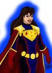 The Last Daughter of Krypton by RedJoey1992