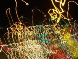 Driving in a Blur by Arany-Photography