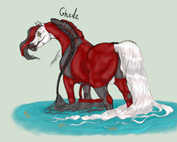 Ghede photoshoot by Carousel-Stables
