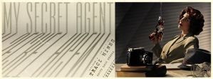 My Secret Agent (banner) by TheRealLittleMermaid