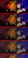 Miho Tohya Crying almost faint by tetracorp
