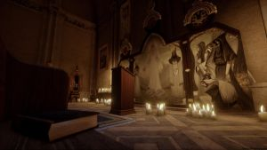 Dragon Age Inquisition | The Chapel by Lootra