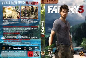 Far Cry 3 - HQ Custom DVD Cover German by Djblackpearl