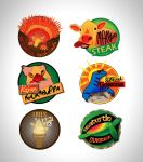Crazy Flavour Vector Graphics by grapple-media