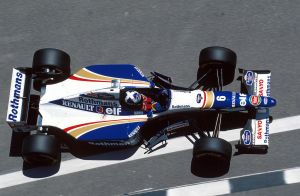 David Coulthard (Spain 1995) by F1-history