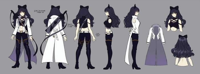 Blake Belladonna volume 4. by Noa-live-heart