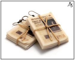 newspaper by BeautySpotCrafts