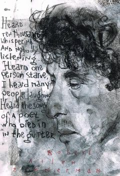 Bob Dylan by Max-Rugers