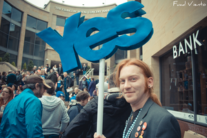 Yes Scotland II by fuadviento
