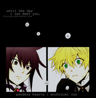 Pandora Hearts : Encounter by kiyu-yuu