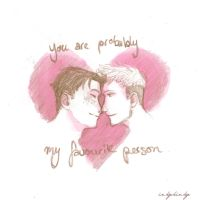 You are probably my favourite person by ThroughMyThoughts