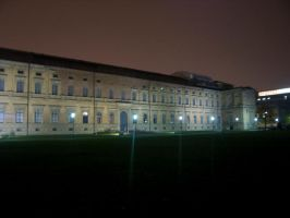Alte Pinakothek at Night 2 by soffl