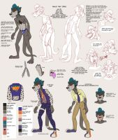 Reference- Ash Jerko by Fyuvix