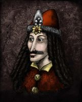 Vlad Tepes by LaTaupinette