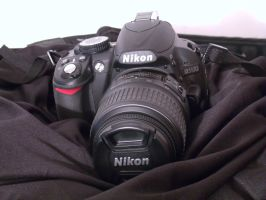 Me the Nikon. by POETRYTHROUGHLENS