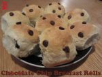 Chocolate Chip Breakfast Rolls - Recipe by adnileb