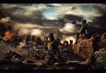 War 4 Peace by mihaidesign