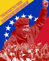 Victory to Bolivarian Venezuela by Party9999999
