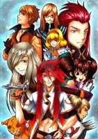 Tales of the Abyss by m-u-ll-e