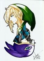 Link and Ravio by sayuttan