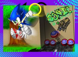 Sonic Contest by GhostCrabDelight