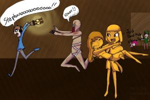 If stephano found a girl by Tangyowl