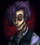 The Undead Con Man by ThisTeaIsTooSweet