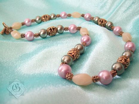 Pearl Necklace by Glory5641