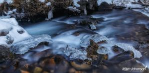 Ice On the Rocks by mjohanson