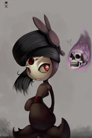 Meloetta - Proxximo form by TheBoogie