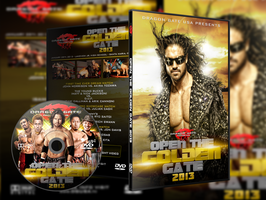 DGUSA: Open The Golden Gate 2013 dvd cover by Photopops