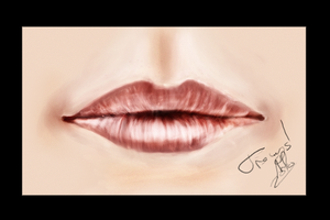 Lips by Artush
