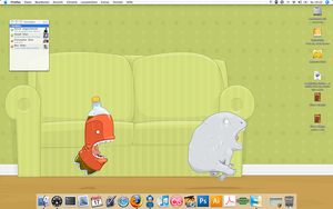 OS X by McFossey