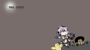 Final Fantasy XIII wallpaper by kyuubi03