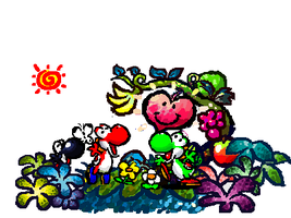 Yoshi's Story CSS by lauratheyoshi