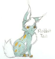 Rabbittail by FuneralDyingheart