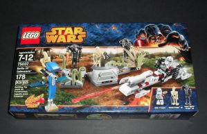Battle On Saleucami - LEGO Star Wars 75037 by GTS978