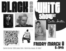 Group art show this Friday by Pabloramosart