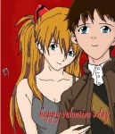 happy valentine's day by EJSalvillaAnasarias