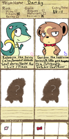 PMD - Team Dandy by HpWendiz