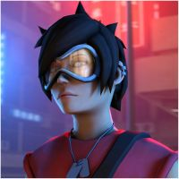 The Track Tracer for female Scout by butthug
