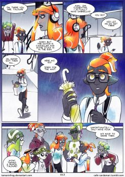 Rain Check - Page 13 by TamarinFrog